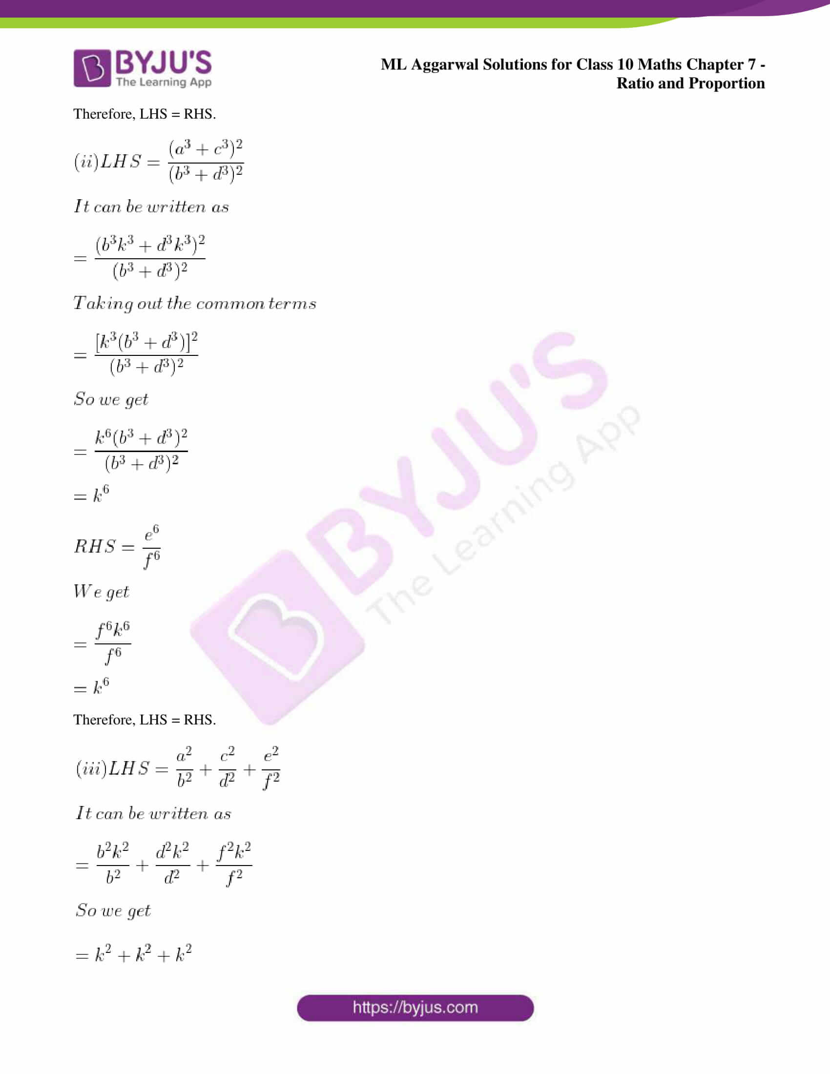 ml aggarwal solutions for class 10 maths chapter 7 26