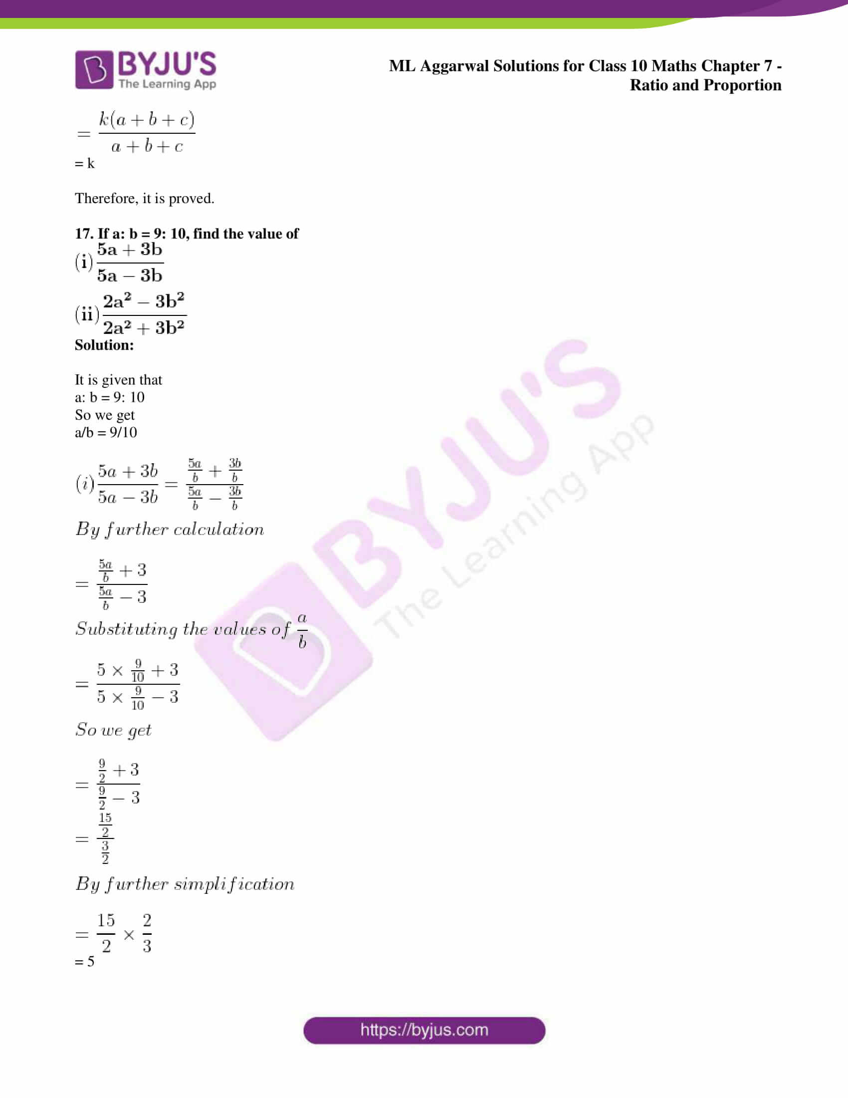 ml aggarwal solutions for class 10 maths chapter 7 79