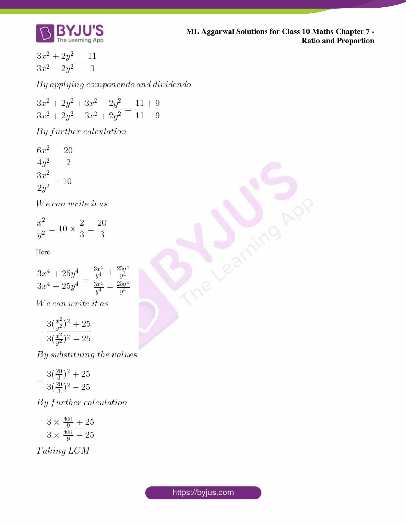 ml aggarwal solutions for class 10 maths chapter 7 81