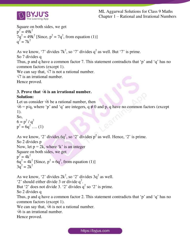ml aggarwal solutions for class 9 maths chapter 1 09