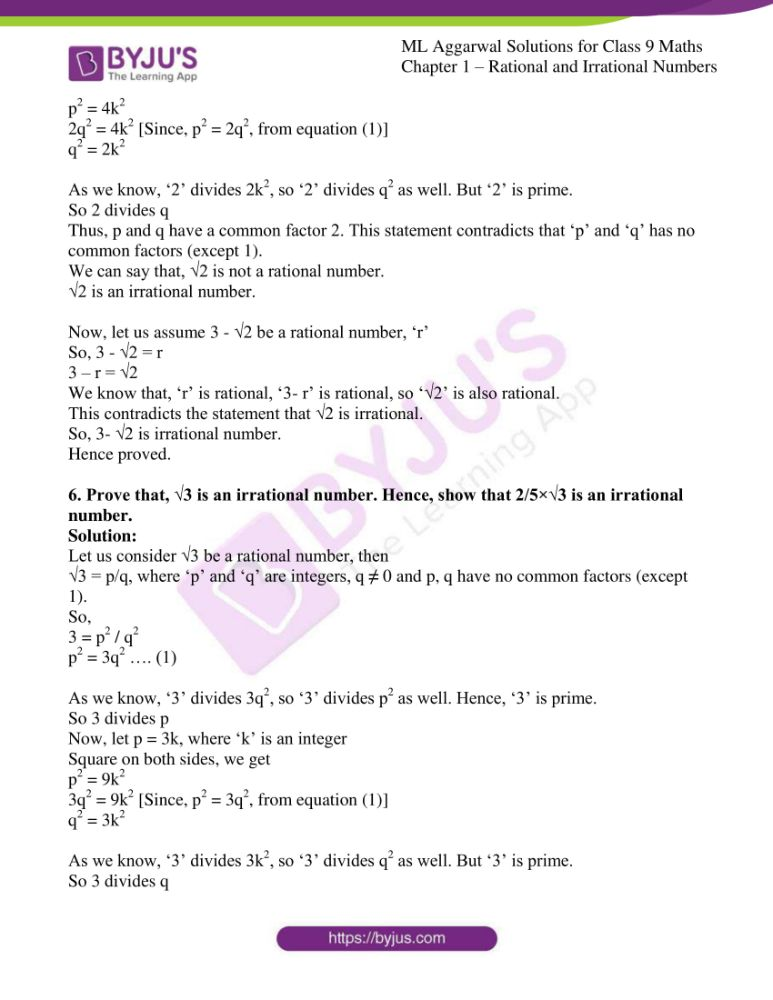 ml aggarwal solutions for class 9 maths chapter 1 11