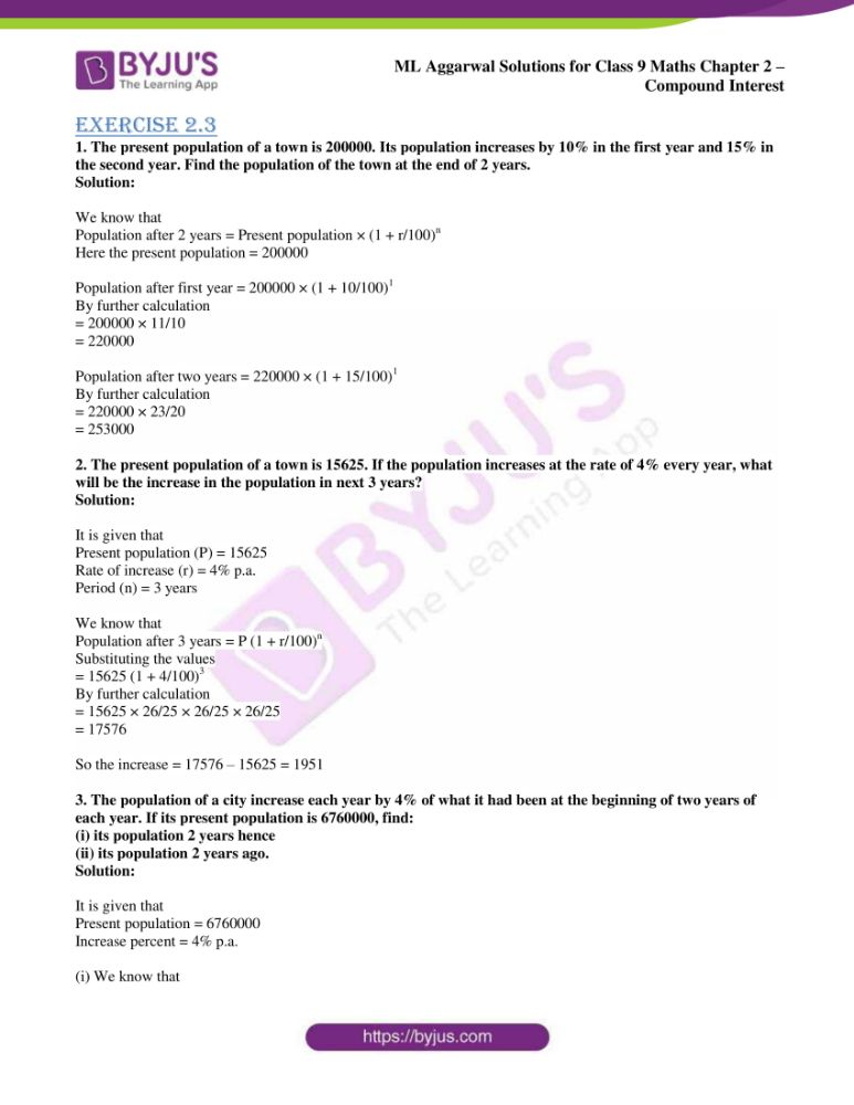 ml aggarwal solutions for class 9 maths chapter 2 31