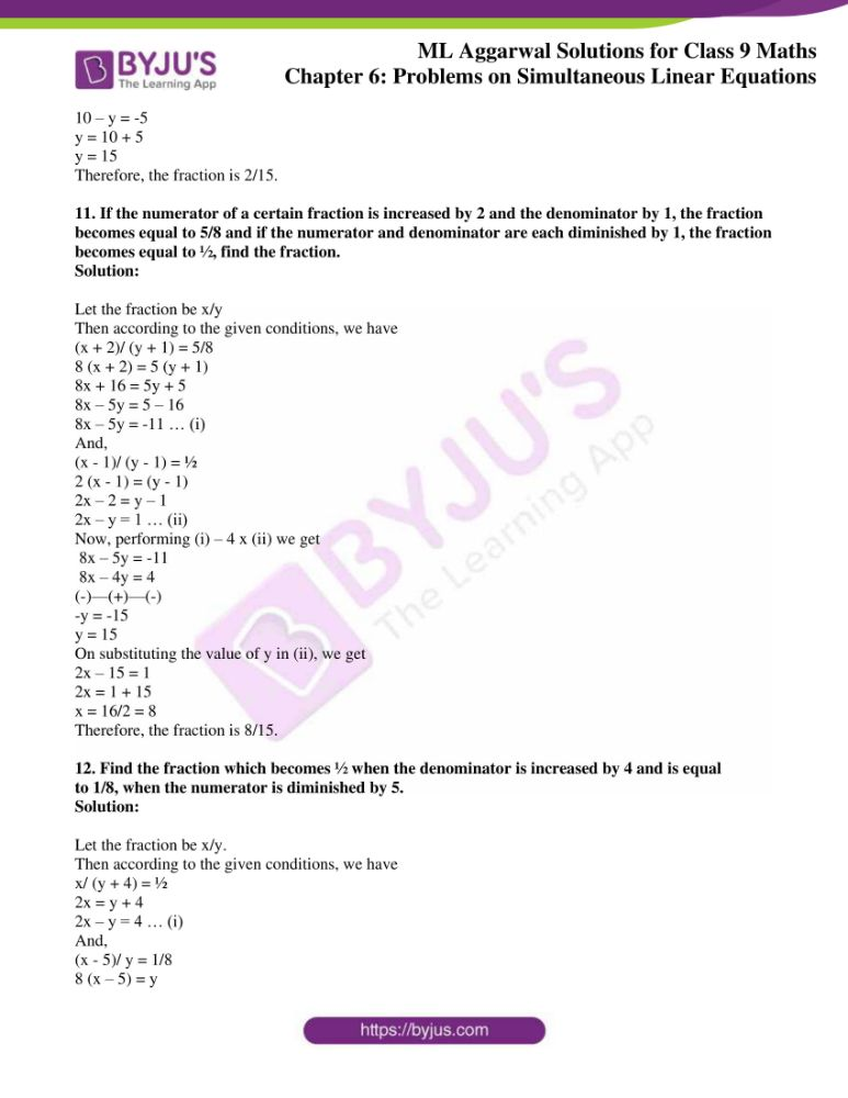 ml aggarwal solutions for class 9 maths chapter 6 06