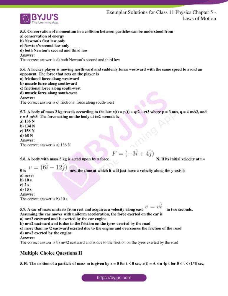 ncert exemplar class 11 phy chapter 5 02