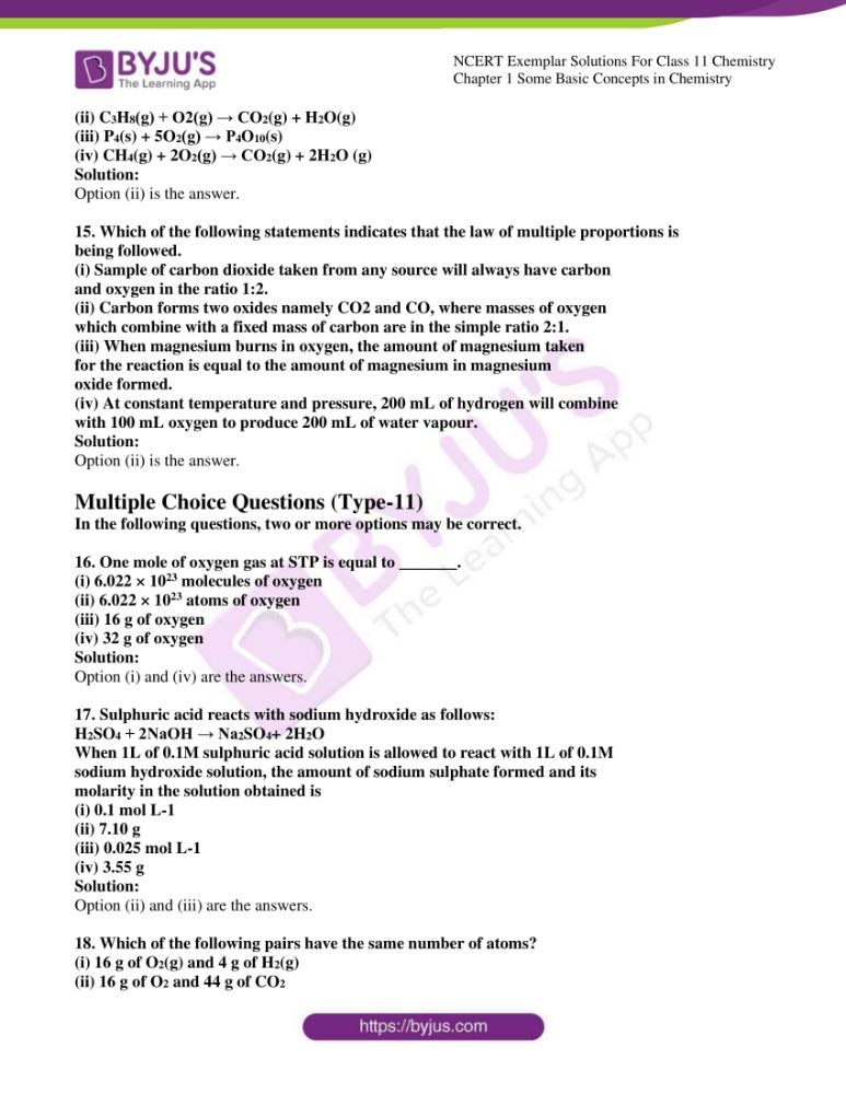 ncert exemplar solutions for class 11 chemistry ch 1 some 04