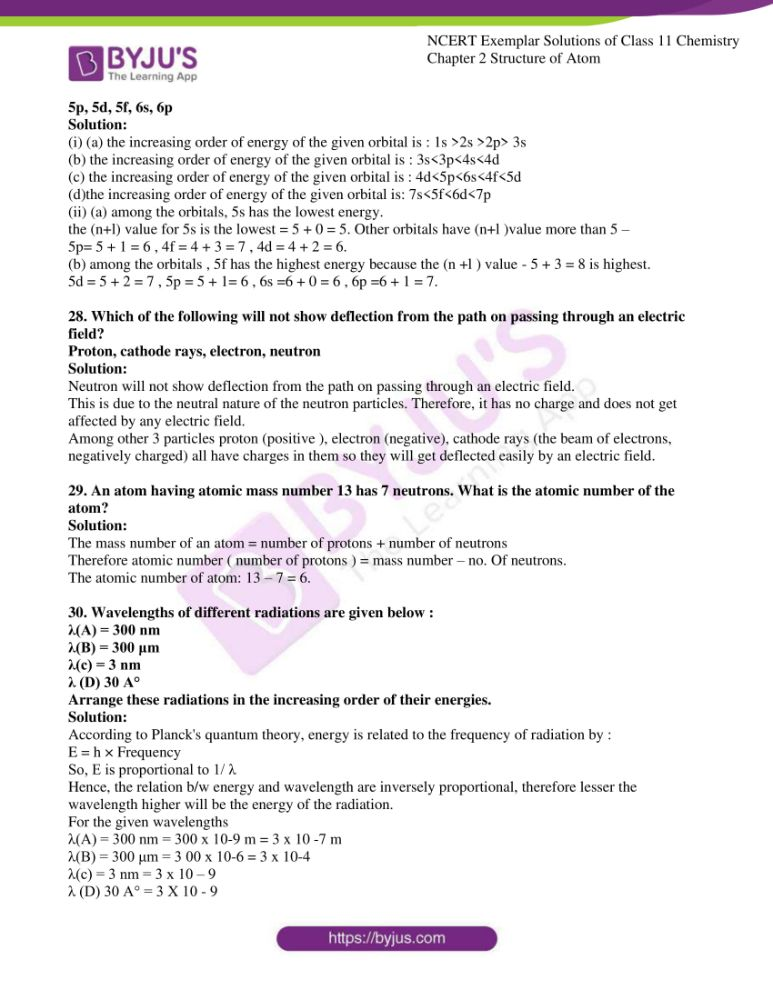 ncert exemplar solutions for class 11 chemistry ch 2 structure 07