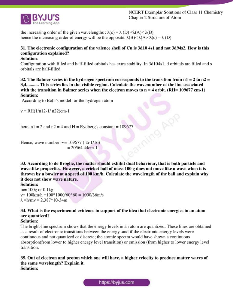 ncert exemplar solutions for class 11 chemistry ch 2 structure 08