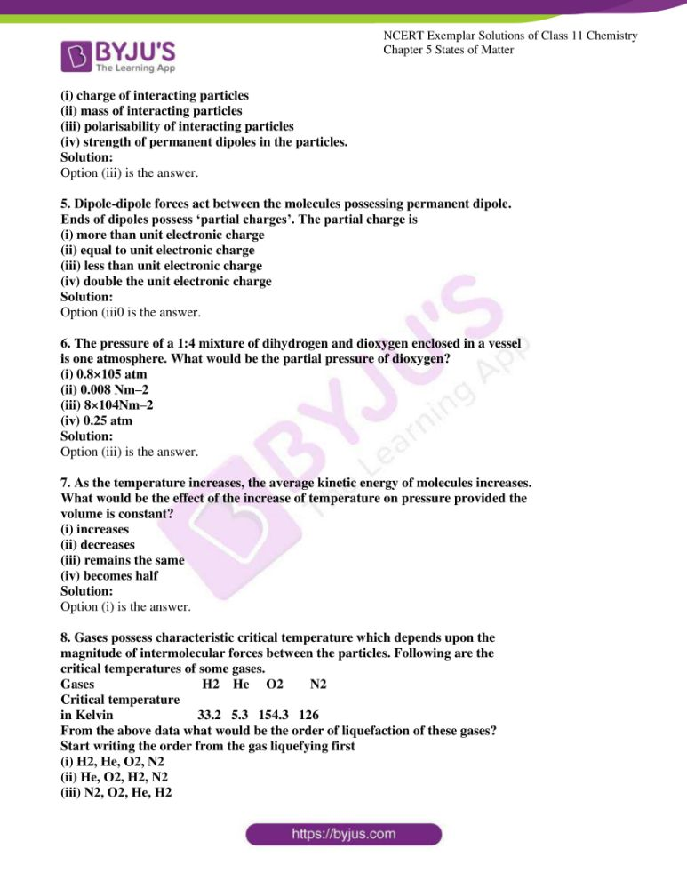ncert exemplar solutions for class 11 chemistry ch 5 states 02