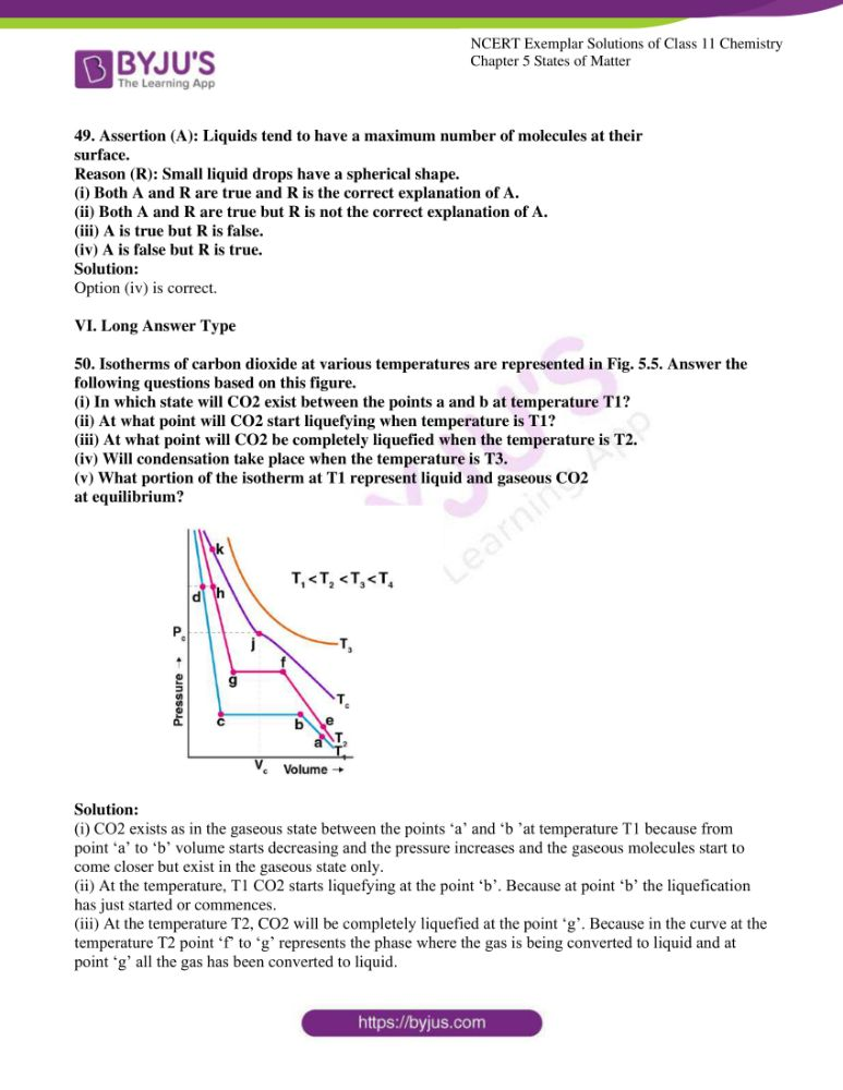 ncert exemplar solutions for class 11 chemistry ch 5 states 14