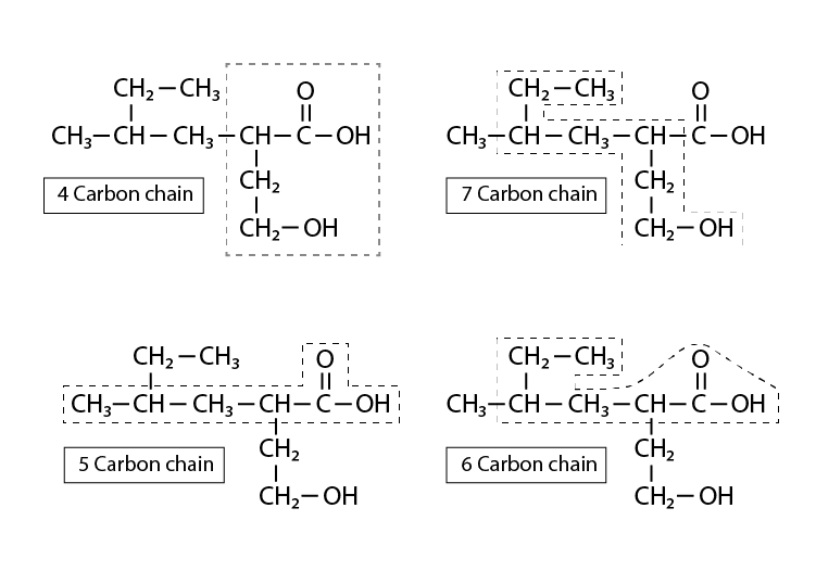 NCERT Exemplar Solutions for Class 11 Chemistry Chapter 12 Organic Chemistry Some Basic Principles and Techniques-12