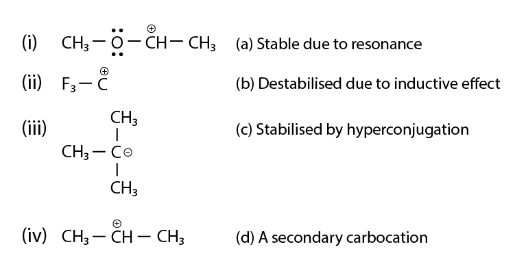 NCERT Exemplar Solutions for Class 11 Chemistry Chapter 12 Organic Chemistry Some Basic Principles and Techniques-27