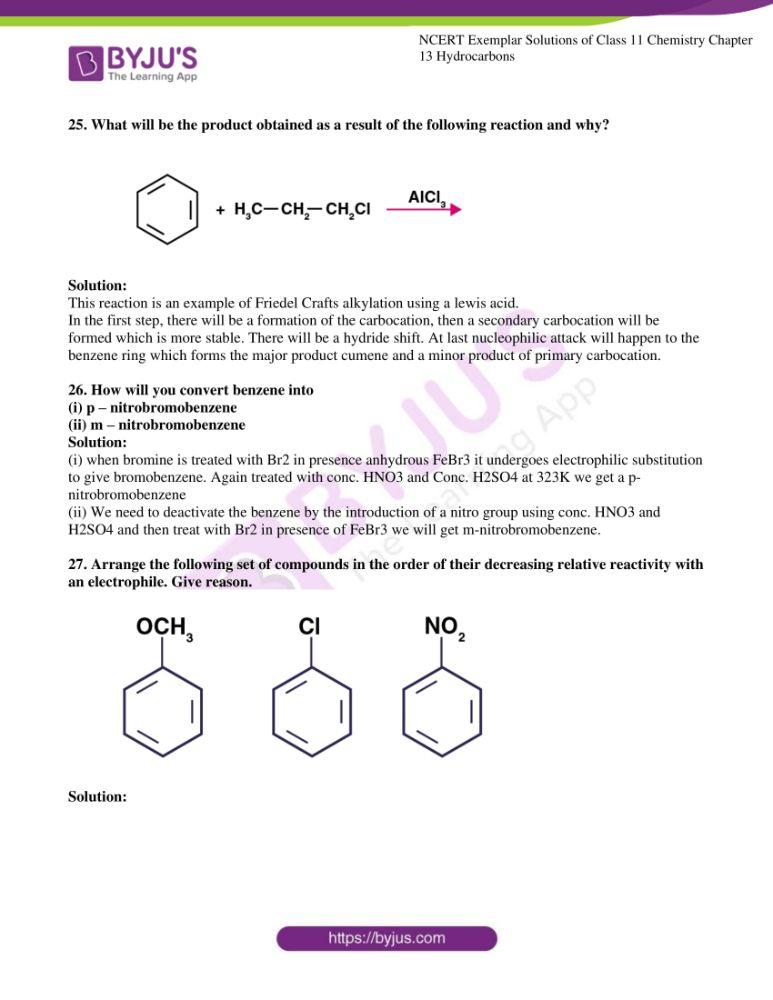 NCERT Exemplar Class 11 Chemistry Chapter 13