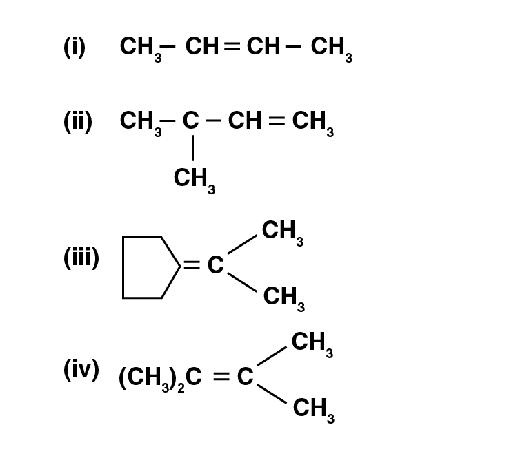 NCERT Exemplar Solutions of Class 11 Chemistry Chapter 13 Hydrocarbons-6
