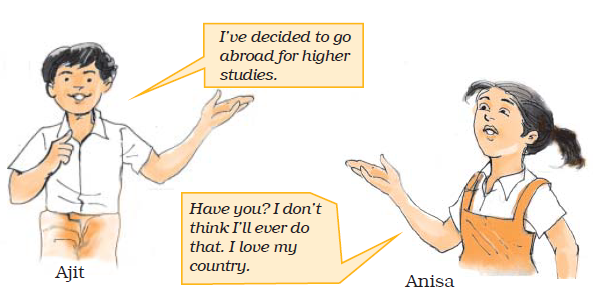 NCERT Solutions Class 7 English Unit 5 Quality - 1