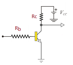 NOT transistor