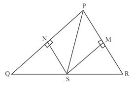 RBSE class 10 maths chapter 10 imp que 8