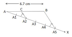 RBSE class 10 maths chapter 14 imp que 1 sol
