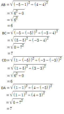 RBSE class 10 maths chapter 9 important Q9.1 sol