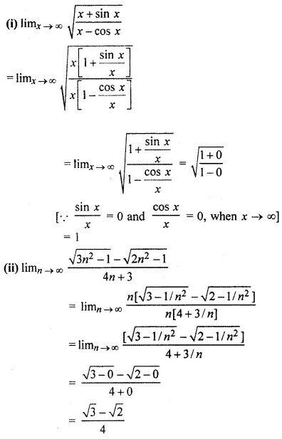 RBSE Class 11 Maths Solutions Chapter 10 Exercise 10.2 Question Number 5
