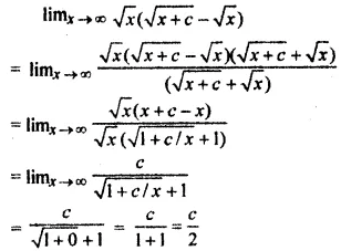 RBSE Class 11 Maths Solutions Chapter 10 Misc Exercise Question Number 21