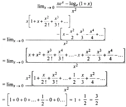 RBSE Class 11 Maths Solutions Chapter 10 Misc Exercise Question Number 3