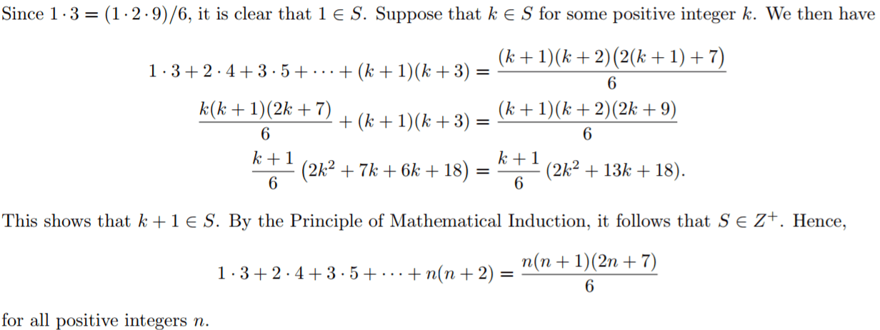 RBSE Class 11 Maths Solutions Chapter 4 Question Number 6