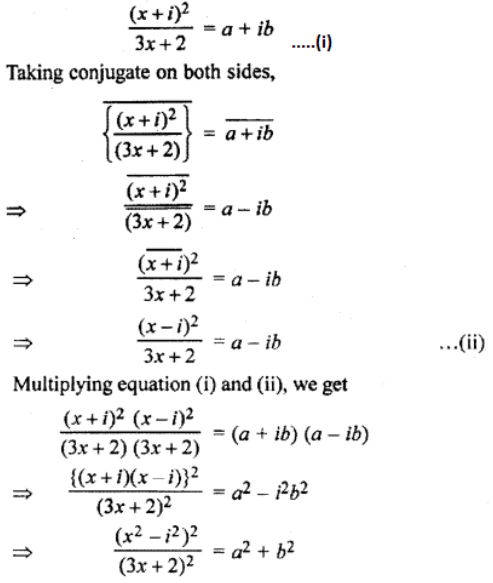 RBSE Class 11 Maths Solutions Chapter 5 Question Number 11