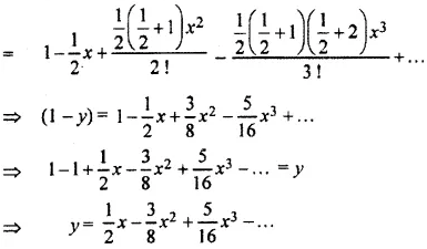 RBSE Class 11 Maths Solutions Chapter 8 Exercise 7.4 Question Number 10