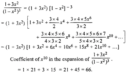 RBSE Class 11 Maths Solutions Chapter 8 Exercise 7.4 Question Number 6