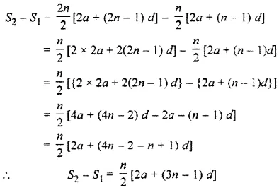 RBSE Class 11 Maths Solutions Chapter 8 Exercise 8.2 Question Number 5