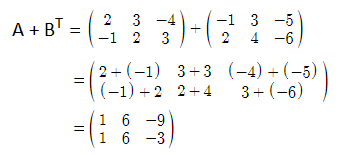 RBSE class 12 maths chapter 3 important Q4 sol
