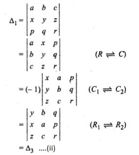 RBSE class 12 maths chapter 4 imp que 8.2 sol