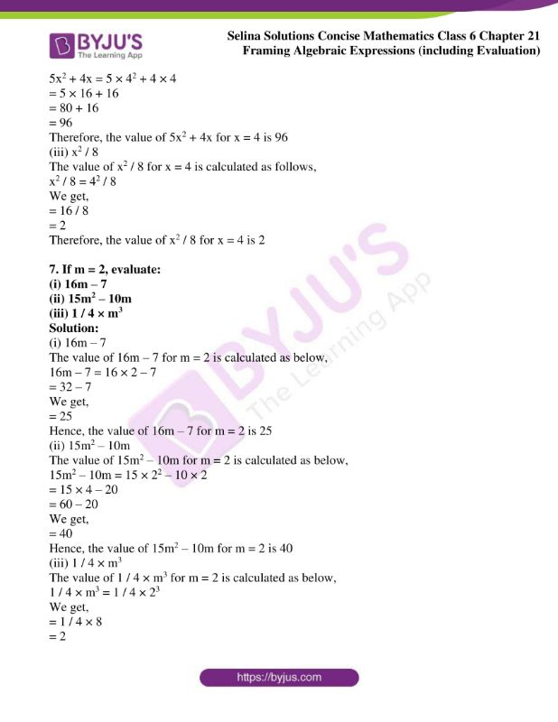 selina solutions concise mathematics class 6 chapter 21 04
