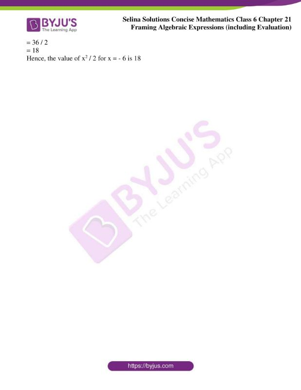 selina solutions concise mathematics class 6 chapter 21 14