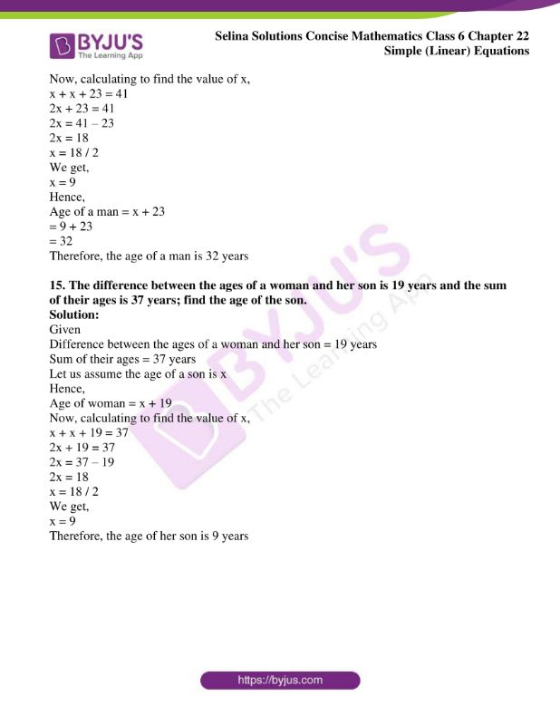 selina solutions concise mathematics class 6 chapter 22 ex d 7