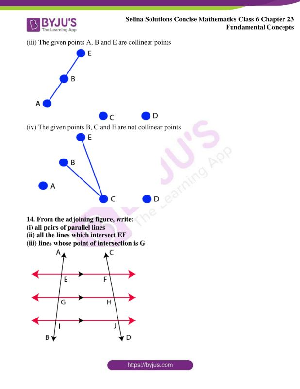 selina solutions concise mathematics class 6 chapter 23 ex a 10