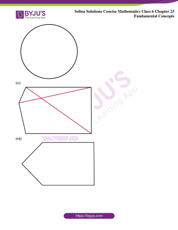 selina solutions concise mathematics class 6 chapter 23 ex b 2