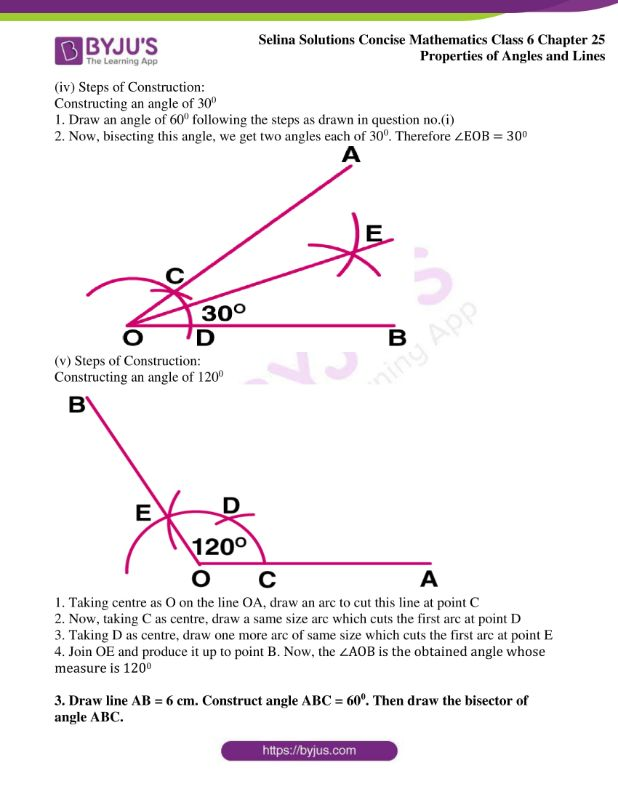 selina solutions concise mathematics class 6 chapter 25 ex c 6