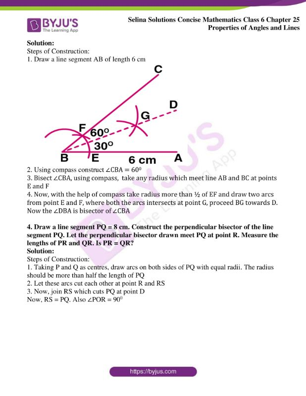 selina solutions concise mathematics class 6 chapter 25 ex c 7