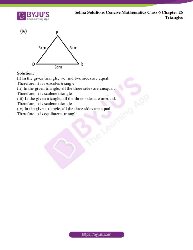 selina solutions concise mathematics class 6 chapter 26 ex a 8