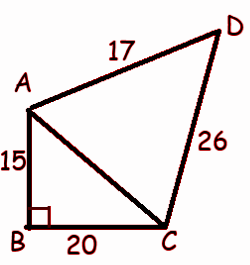 TN board Class 9 Maths Solutions Chapter 7 Exercise 7.1 Question Number 8