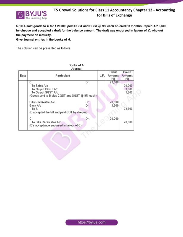 ts grewal solutions for class 11 accountancy chapter 12 accounting 11