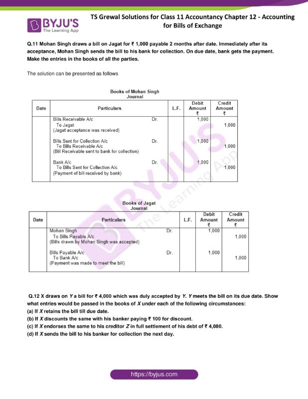 ts grewal solutions for class 11 accountancy chapter 12 accounting 12