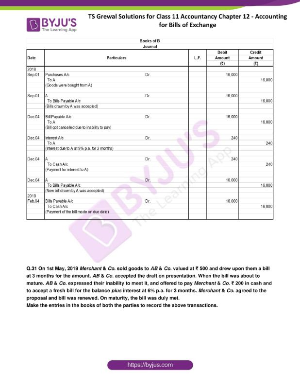 ts grewal solutions for class 11 accountancy chapter 12 accounting 42