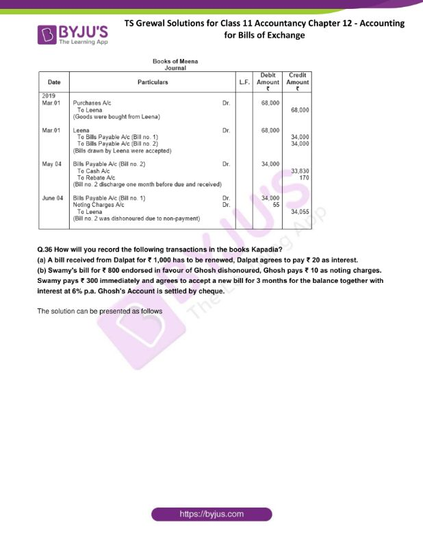 ts grewal solutions for class 11 accountancy chapter 12 accounting 52