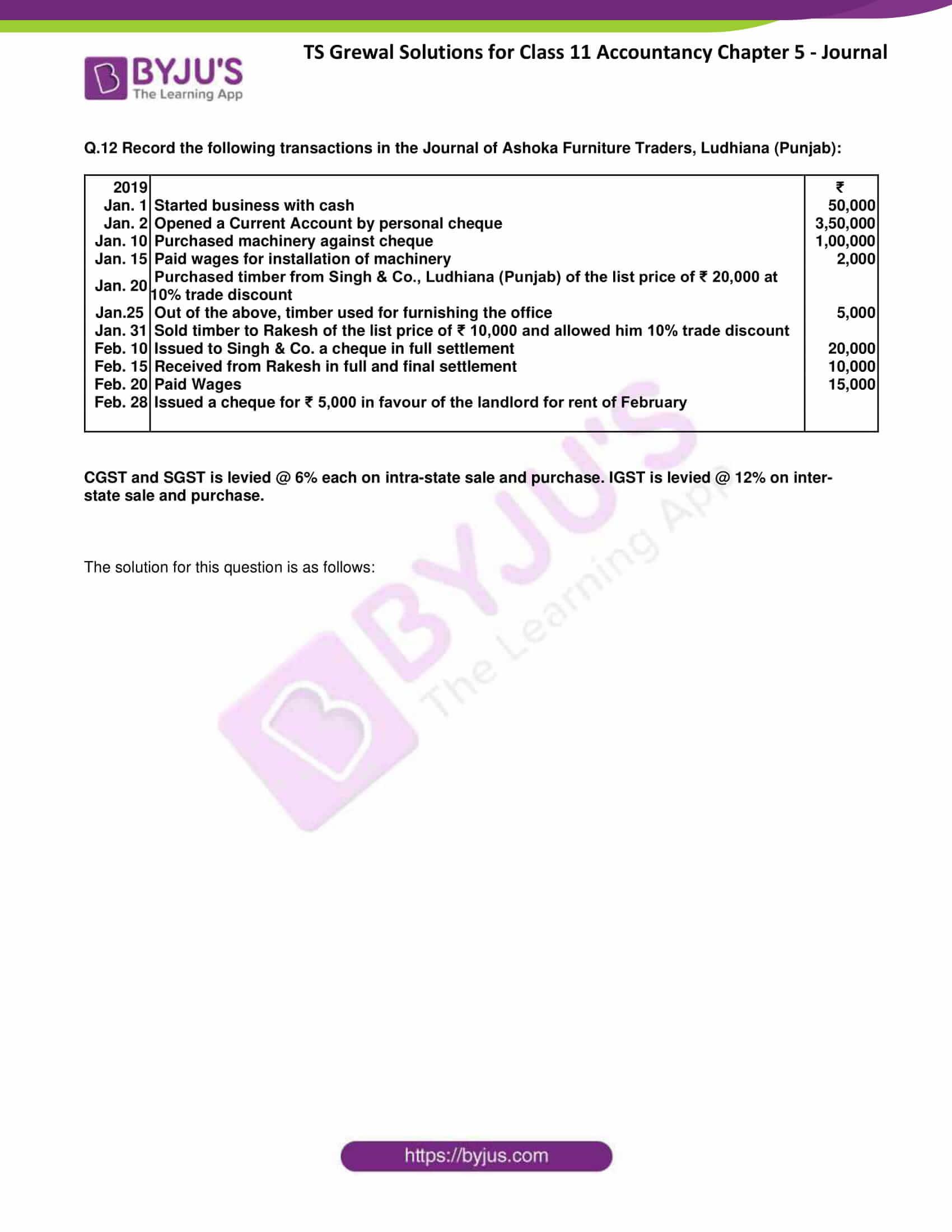 ts grewal class 11 accountancy chapter 5 journal 21