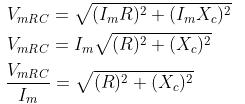 Voltage derivation