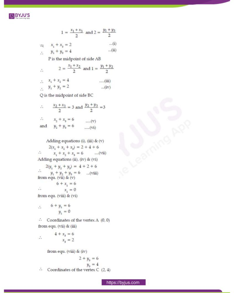 Kerala Class 10 Examination Question Paper Solutions March 2018 8