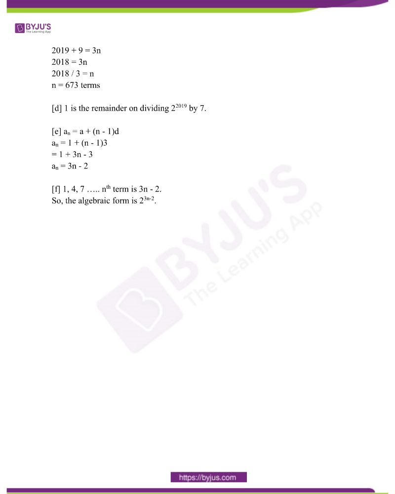 Kerala Class 10 Examination Question Paper Solutions March 2019 29