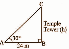 AP Class 10 Maths Question Paper 2 2019 Question Number 8
